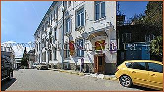 Отель Отдых в центре Ялты